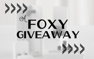a foxy giveaway