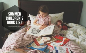 summer childrens book list